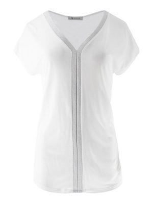 Cato-Shirt Vtape Lurex-White-XS