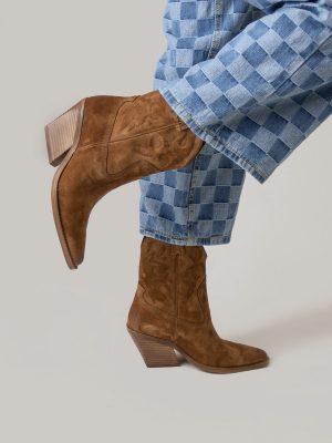 Bronx - Cognac Boot