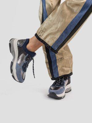 Bronx - Retro Low Shoe