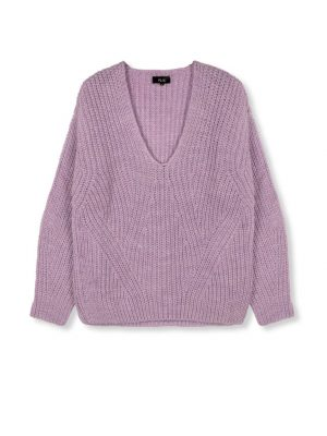 Alix the Label - V-neck Pullover