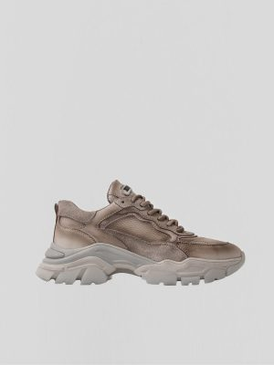 Bronx - Taupe Sneakers