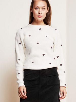 Fabienne Chapot - Heart Pullover