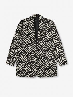 Alix the Label - Zebra Blazer