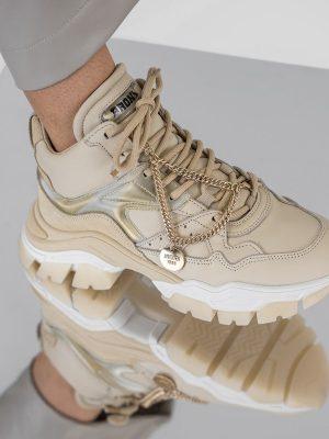 Bronx - Sneaker Camel