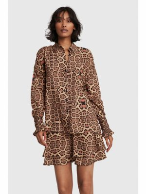 Alix the label - Jaguar Blouse