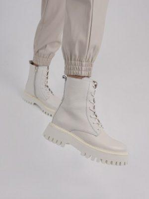 Bronx - Ankleboot White