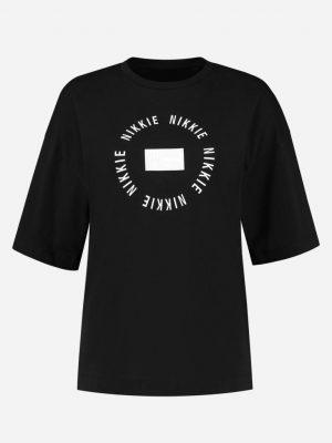 Nikkie - Round Patch Shirt