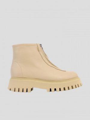 Bronx - Ankleboot Camel
