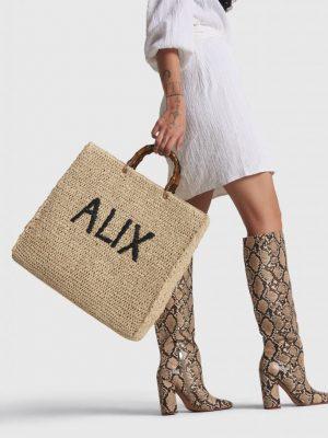 Alix the label - Chrochet Shopper