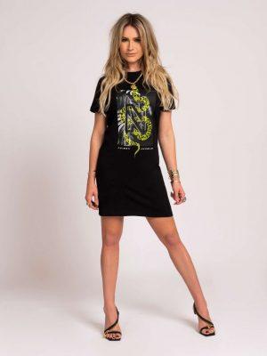 Nikkie - Snake Tee Dress