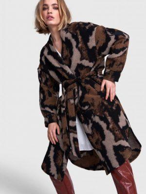 Alix the label - Animal Wool Jacket