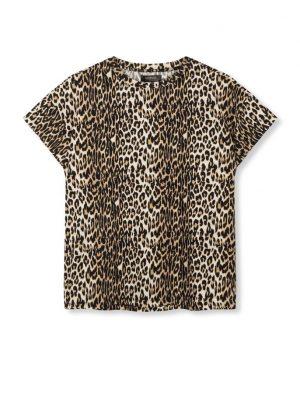 Refined - Leopard Shirt